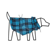WARE OF THE DOG  Plaid Anorak Raincoat<img class='new_mark_img2' src='https://img.shop-pro.jp/img/new/icons24.gif' style='border:none;display:inline;margin:0px;padding:0px;width:auto;' />