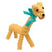 犬用おもちゃ ロープトイ キリン ジャックス&ボーンズ JAX & BONES 海外直輸入