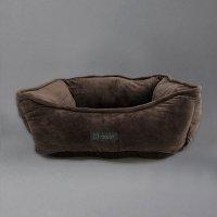 犬用 リバーシブル マイクロプラッシュ ベッド  ナンドッグ NANDOG 海外直輸入
