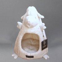 犬猫用 ドーム型ベッド ヒツジ ナンドッグ NANDOG 海外直輸入