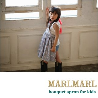 【MARLMARL/マールマール】bouquet 6 flamingo pink for kids