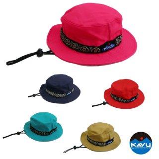 《KAVU/カブー》 K'S BUCKET HAT【日本製】