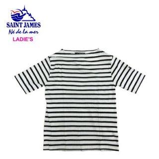 【SAINT JAMES/セントジェームス】  PIRIAC/ピリアック NEIGE/NOIR