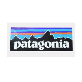 《Patagonia パタゴニア》【国内正規代理店】パタゴニア P6 ロゴ ステッカー PATAGONIA P-6 LOGO STICKER 長方形 シール