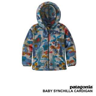 《Patagonia パタゴニア》BABY SYNCHILLA CARDIGAN/ベビーシンチラカーディガン