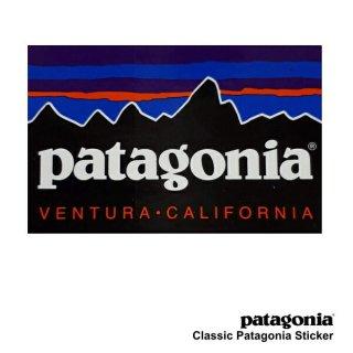 《Patagonia パタゴニア》【国内正規代理店】パタゴニア Patagonia CLASSIC PATAGONIA STICKER 91926 ステッカー
