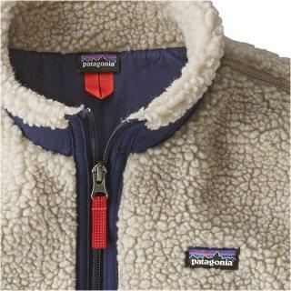 《Patagonia パタゴニア》KIDS' RETRO-X VEST/キッズレトロXベスト