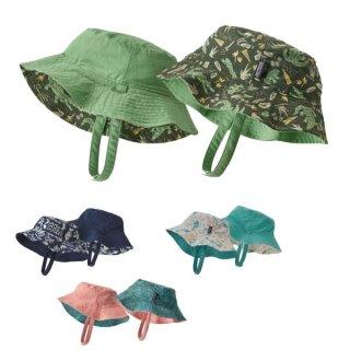 《Patagonia パタゴニア》【国内正規代理店】Baby Sun Bucket Hat ベビーサンバケツハット
