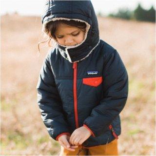 《Patagonia パタゴニア》BABY REVERSIBLE TRIBBLES HOODY /ベビーリバーシブルトリブルズフーディ