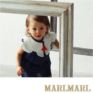 【MARLMARL/マールマール】collet bib