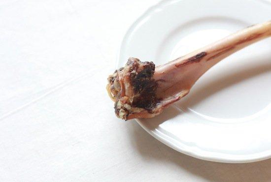 ジビエのおやつ鹿の骨