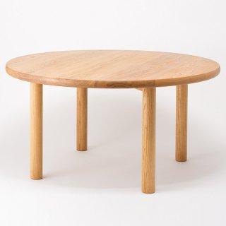 [オリジナル]食べるの大好き家族の丸テーブル