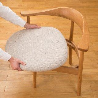 男の椅子・座面張替サービス