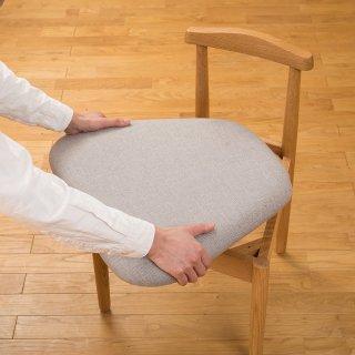 親子の椅子・小(旧・女の椅子)座面張替サービス