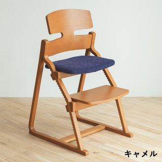 豊橋木工・アップライトチェア(ナチュラル&カラー)