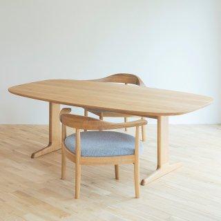 [アウトレット]少ない面積で大きく使える 家族のテーブル(大)