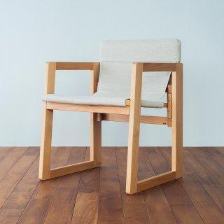 設計工房MandM・たためる椅子 SMALL(本革)