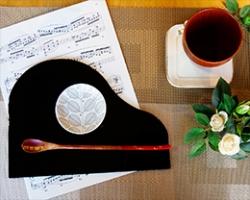 ■会津塗のピアノプレート