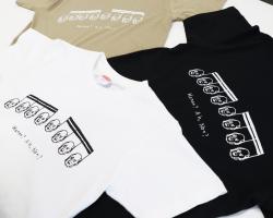 ■音楽雑貨【ハノンのTシャツ】