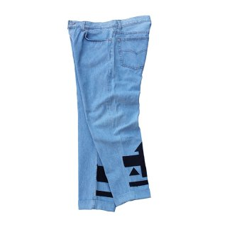 Slim Tapered US 501 Blue Denim PT