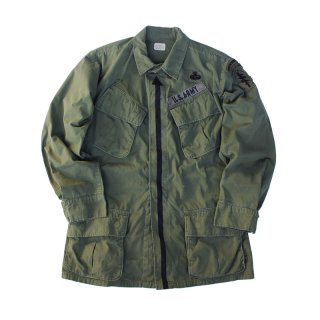 Hand Dye Jungle Fatigue Jacket