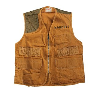 Hand Dye Duck Huntting Vest