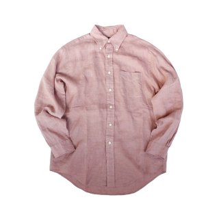 Over Dye Linen BD Shirt