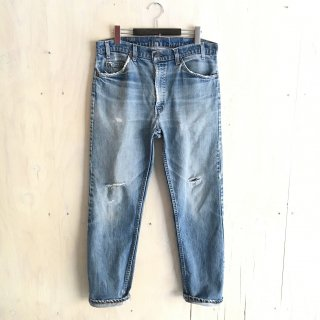 levi's vintage denim pants '505'