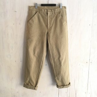 90's 'COMME des GARCONS SHIRT' duck cloth pants