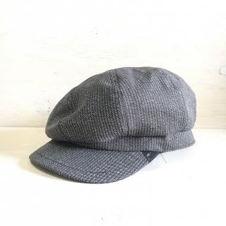 ' c-plus headwear '  WAISTED CASQUETTE/COMPACT YARN