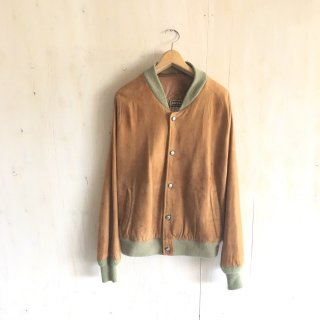 60's  ' Mighty Mac '   lamb skin blouson