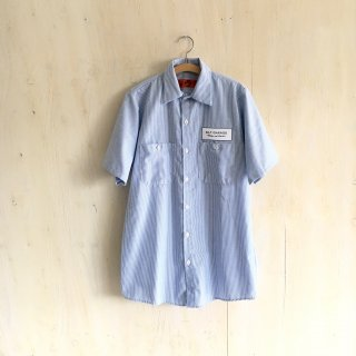 BG Work Shirts  /  short sleeve