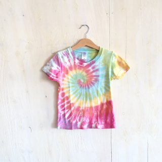 made in USA Tye dye T-shirt (kids)