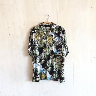 made in USA aloha shirt