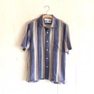 90's 'COMME des GARCONS SHIRT'  printed patern shirt
