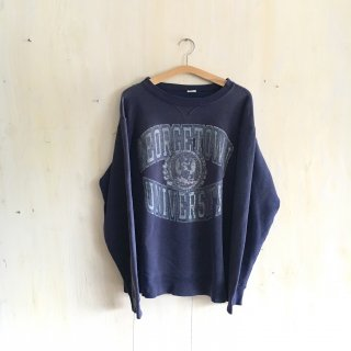80's ' Champion '<br>Old Sweat<br>(navy)