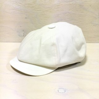 ' c-plus headwear ' SERVENT CASQUETTE /PICKET & OX <br>(Off White)