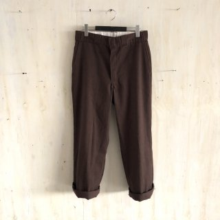 90's 'Dickies' Made In USA   <br>Brown