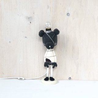 ' Togawa Doll '  Bear Lamp<br> (Standing)