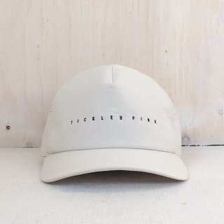 ' CPH c-plus headwear ' <br> 5 PANEL CAP/STASH CAP<br>(Ivory)