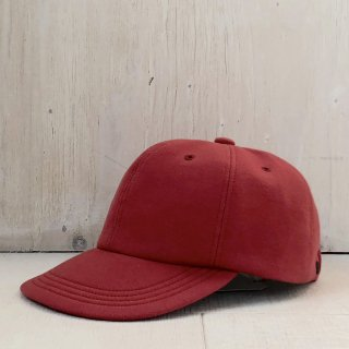 ' CPH c-plus headwear ' <br>6 PANEL CAP / SEED STITCH <br>(red)