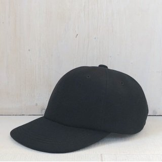 ' CPH c-plus headwear ' <br>6 PANEL CAP / SEED STITCH <br>(black)