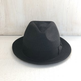 ' CPH c-plus headwear ' <br>A-PINCH HAT<br> / JUTE BLADE  <br>(black)