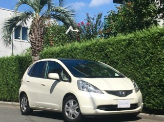 2008 Honda Fit 1.3 </br>Panorama Glass Roof</br>38,000km