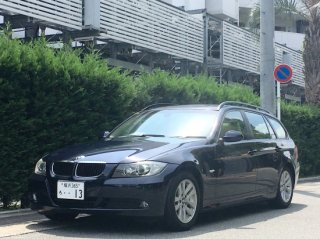 2008 BMW 320i Touring Highline</br>Panorama Sunroof</br>39,000km