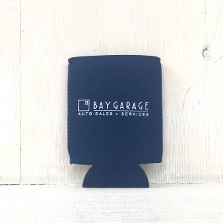 BAY GARAGE Koozie <br> Navy