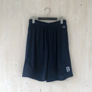 BAY GARAGE Easy Short <br>New Logo<br> Navy