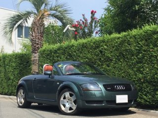 2001 Audi TT Roadster</br>Quattro 6MT Grove Edition</br>56,000km