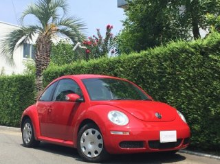 2007 VW New Beetle </br>1owner </br>55,000km