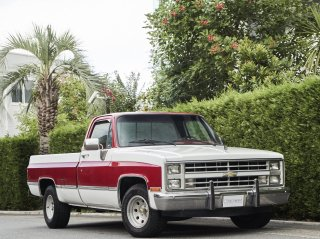 1987 Chevolet C-10 </br>Silverado 5.7L V8 TBI  </br>Long Bed